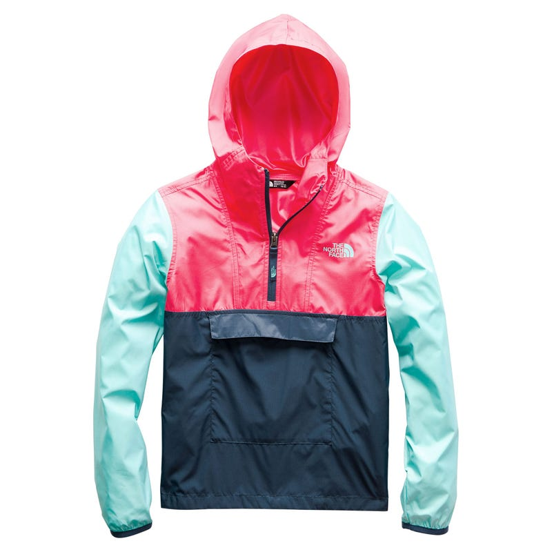 Manteau Nylon Fanorak 7-16ans