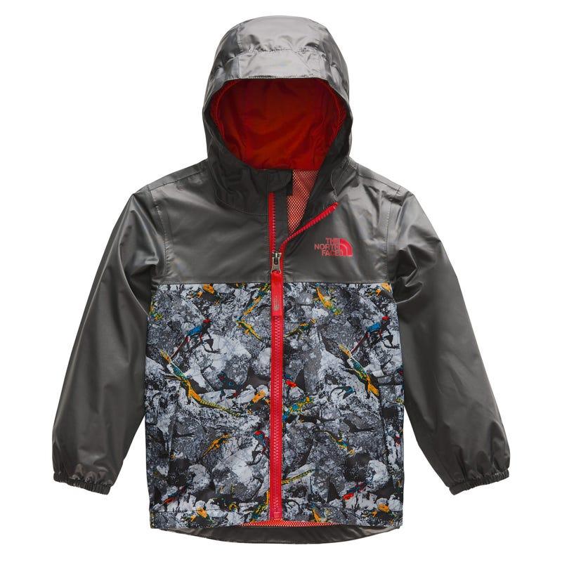 Zipline Rain Printed Jacket 2-6y