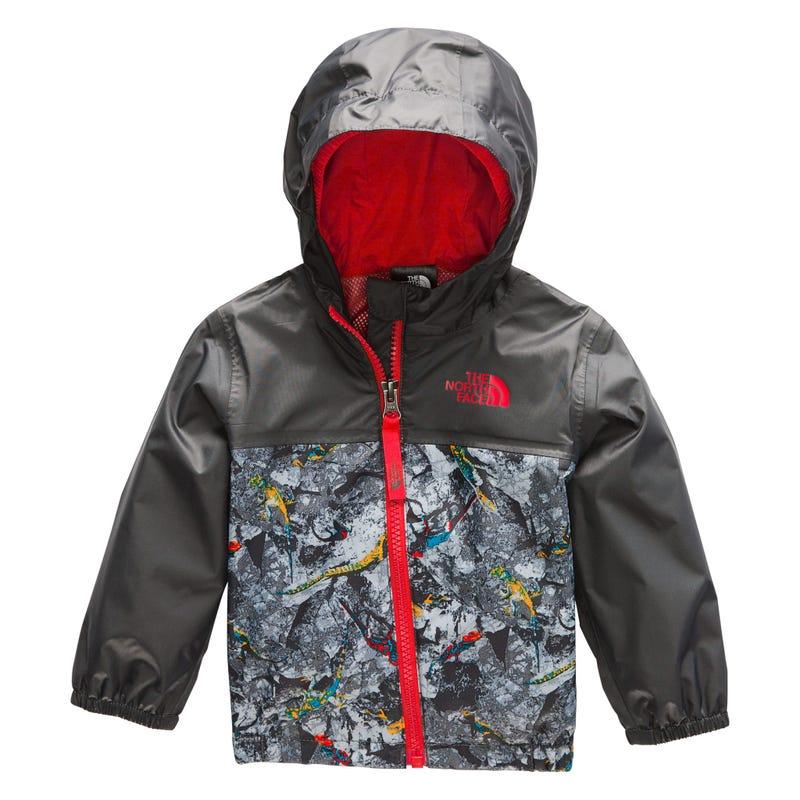 Zipline Rain Printed Jacket 6-24m