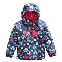 Novelty Flurry Rain Printed Jacket 3-6y
