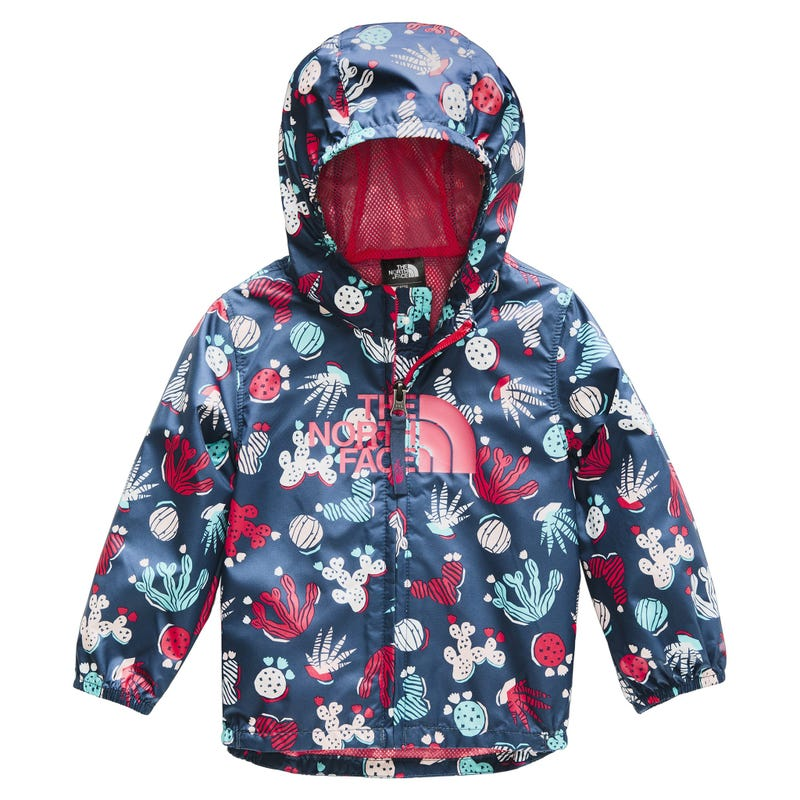 Novelty Flurry Rain Printed Jacket 3-24m