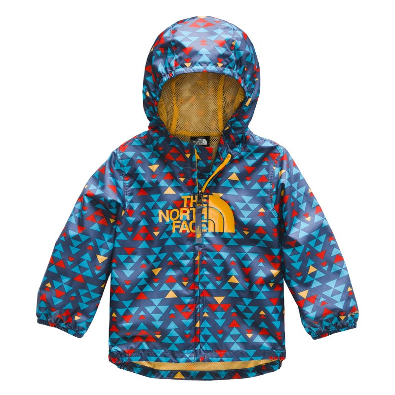 Novelty Flurry Rain Jacket 3-24m