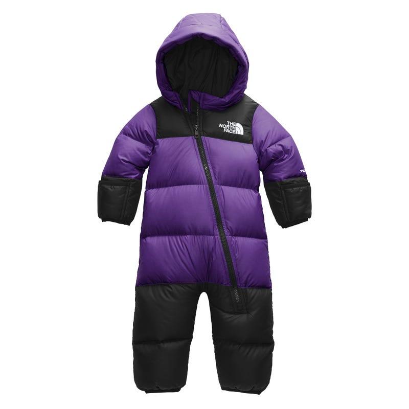 Nuptse Down Snowsuit 3-24m