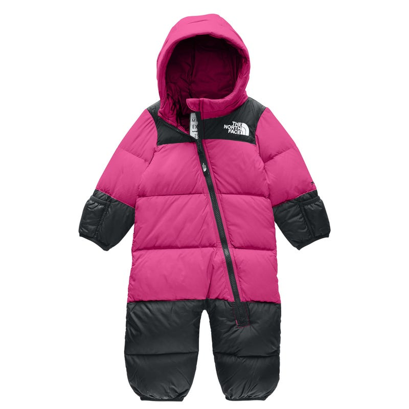 Nuptse Down Snowsuit 3-24m
