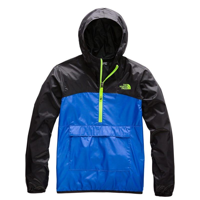 Novelty Fanorak Jacket 7-20y