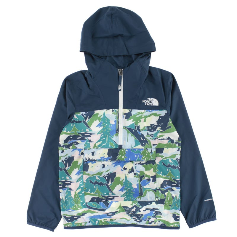 Novelty Fanorak Jacket 7-16y