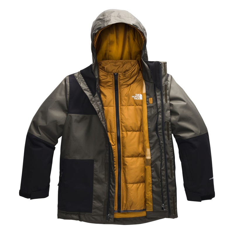 Manteau 3 dans 1 Freedom 7-16ans