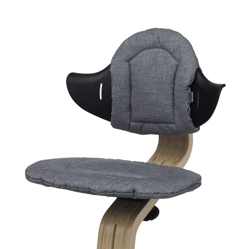 Coussin Chaise Haute Nomi - Gris