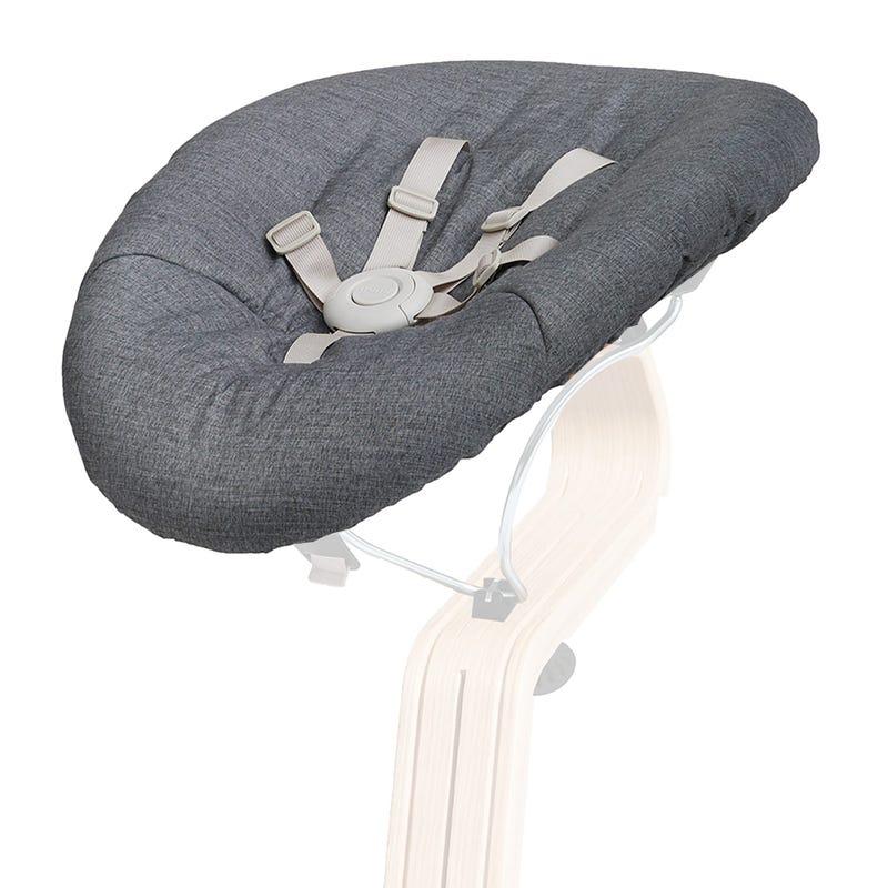 Nomi Baby Newborn Set for Highchair Base - Gray