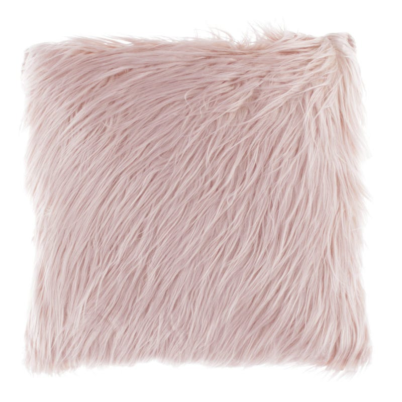 Cushion Fur Pink