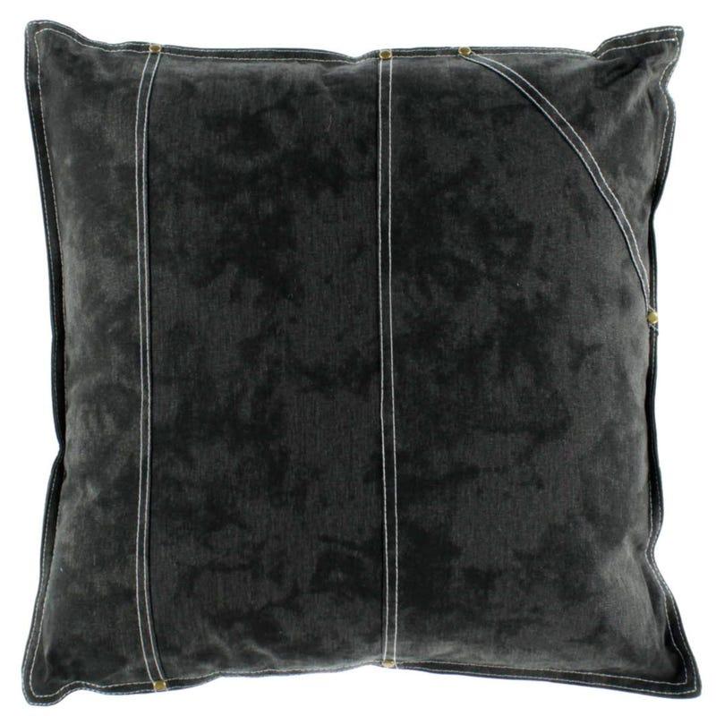 Coussin Noir