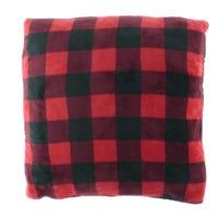 Cushion - Red/Black