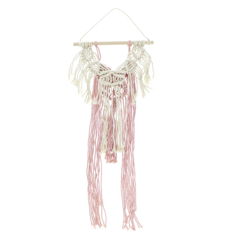 Dream Catcher - Beige Pink