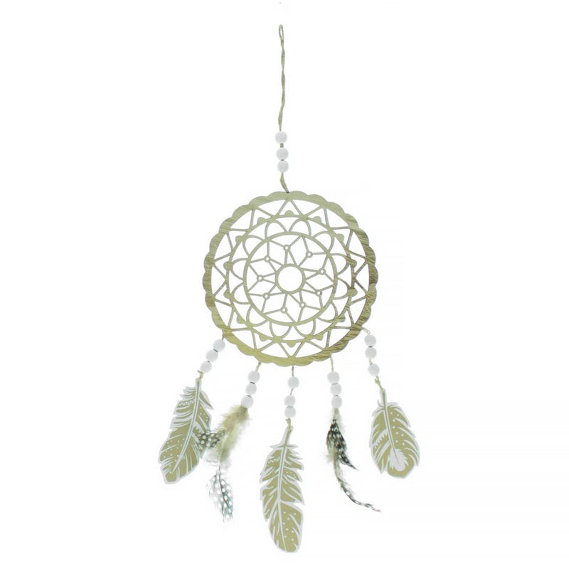 Dream Catcher Wood