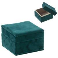 Box Velours - Green