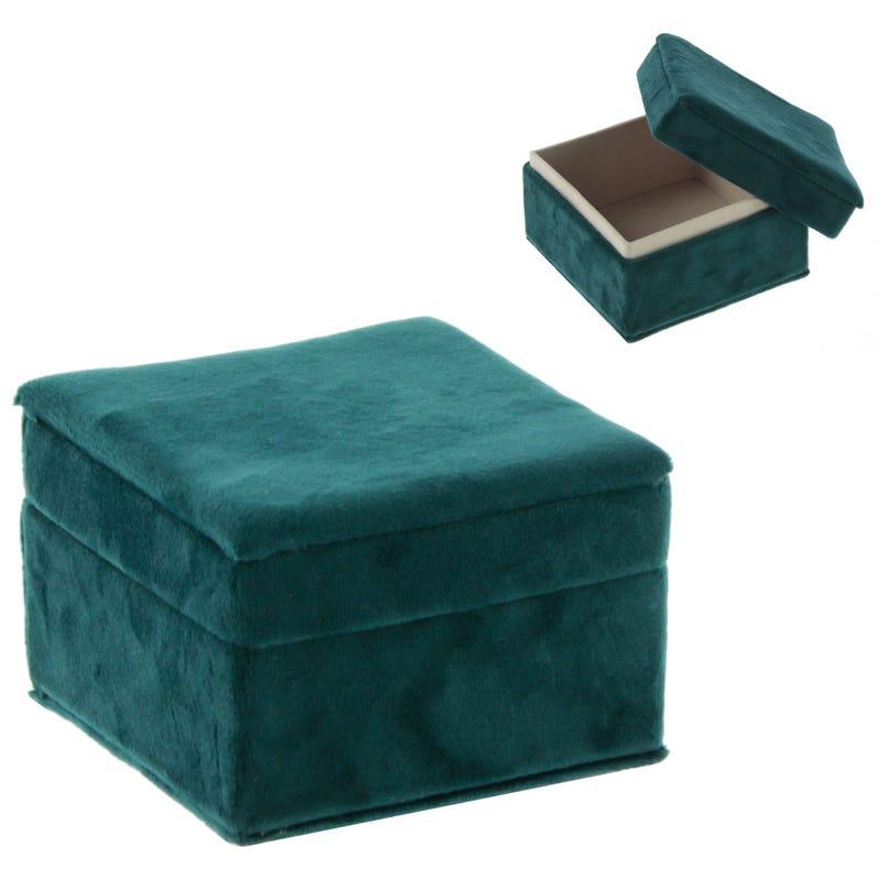 Box Velours Green