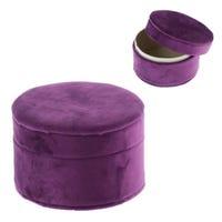 Box Velours - Purple