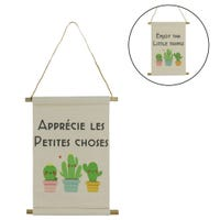 Fanion Cactus Apprécie Les Petites Choses
