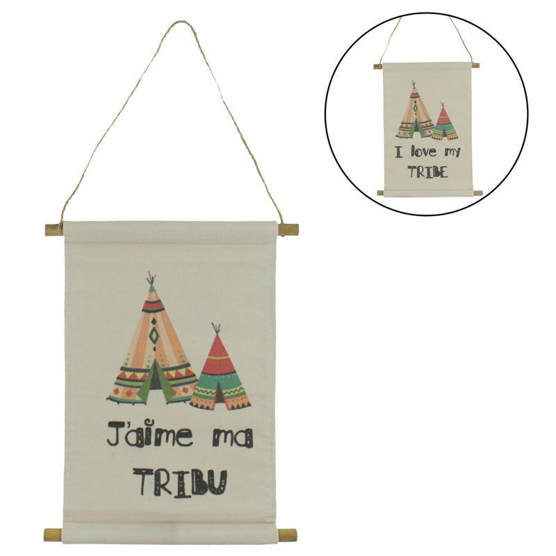 Fanion J'Aime Ma Tribu