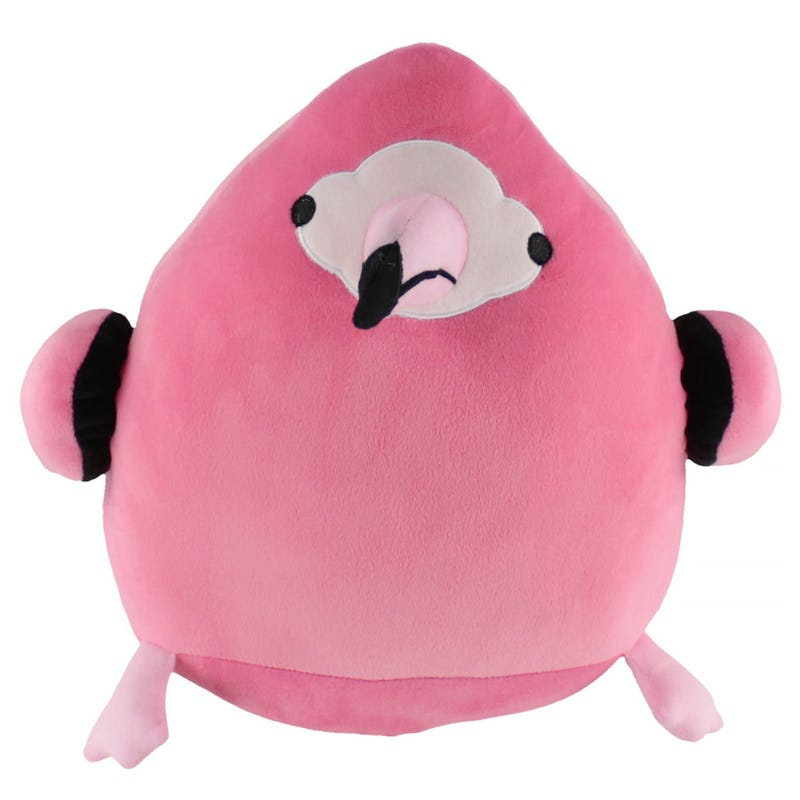 Round Flamingo - Pink