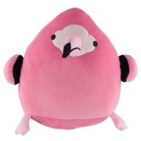 Peluche Flamant Rond - Rose