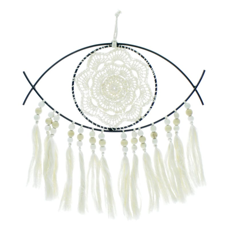 Dream Catcher Eye Macrame