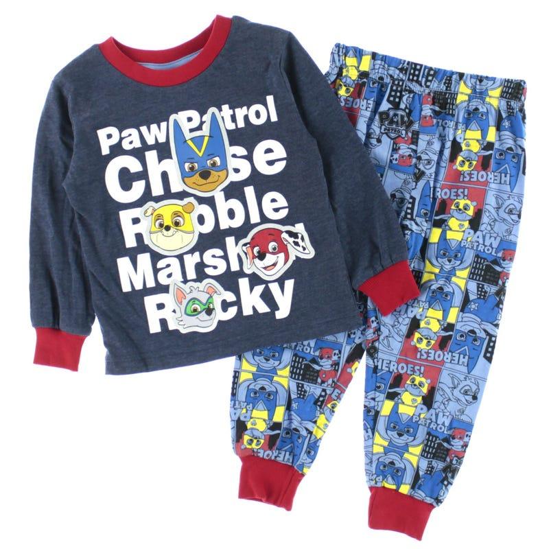 Pyjama Pat Patrouille 2-6x