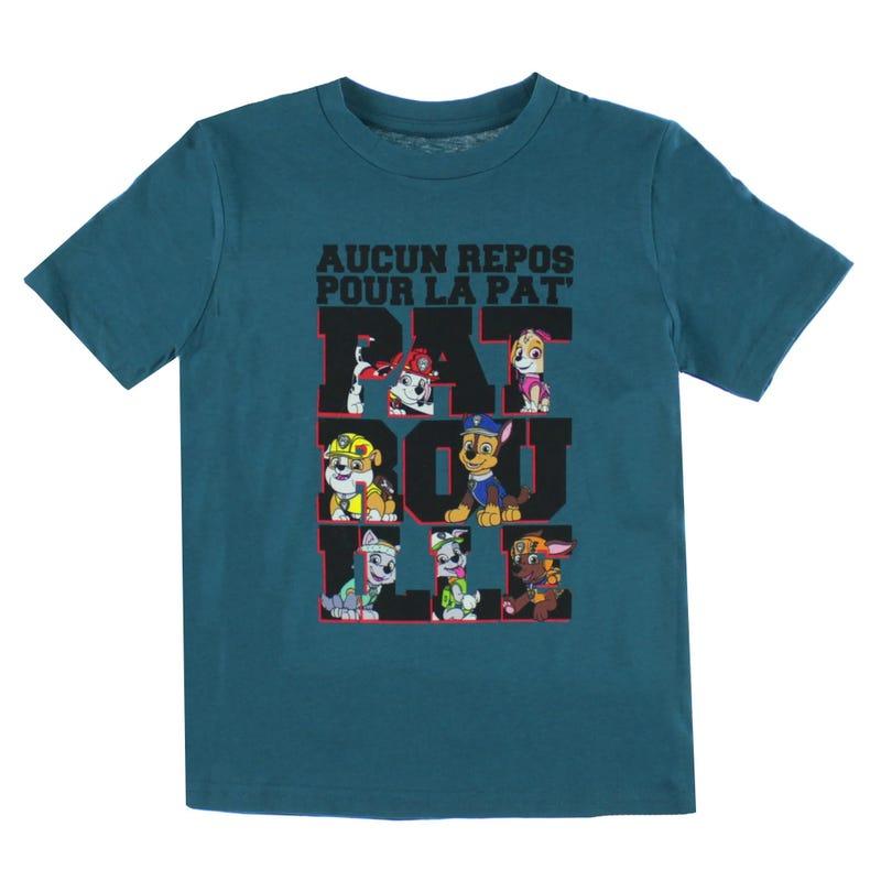 T-Shirt Pat Patrouille 4-6ans
