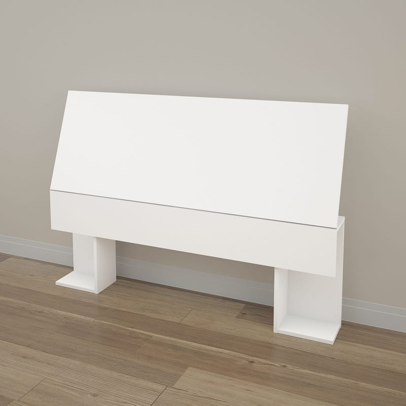 Aruba Full Size Headboard - White