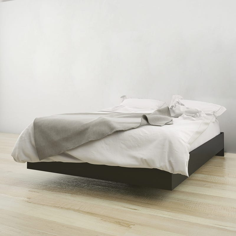 Corbo Full Size Platform Bed - Black
