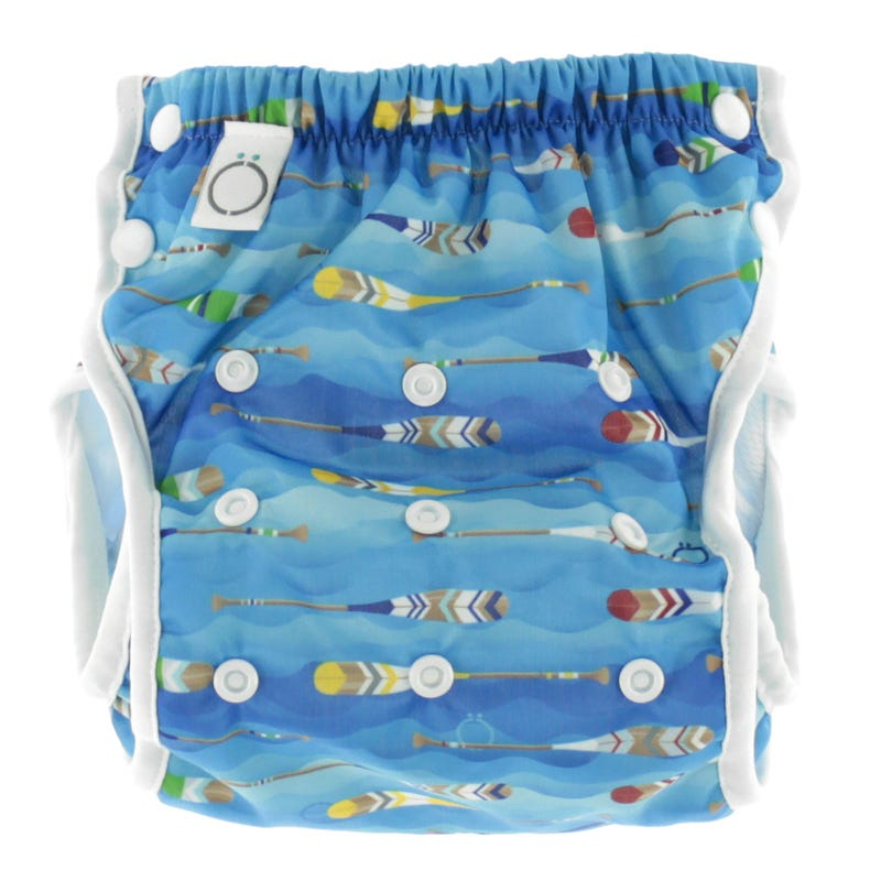 Swim Diaper 8-40lbs - Paddles