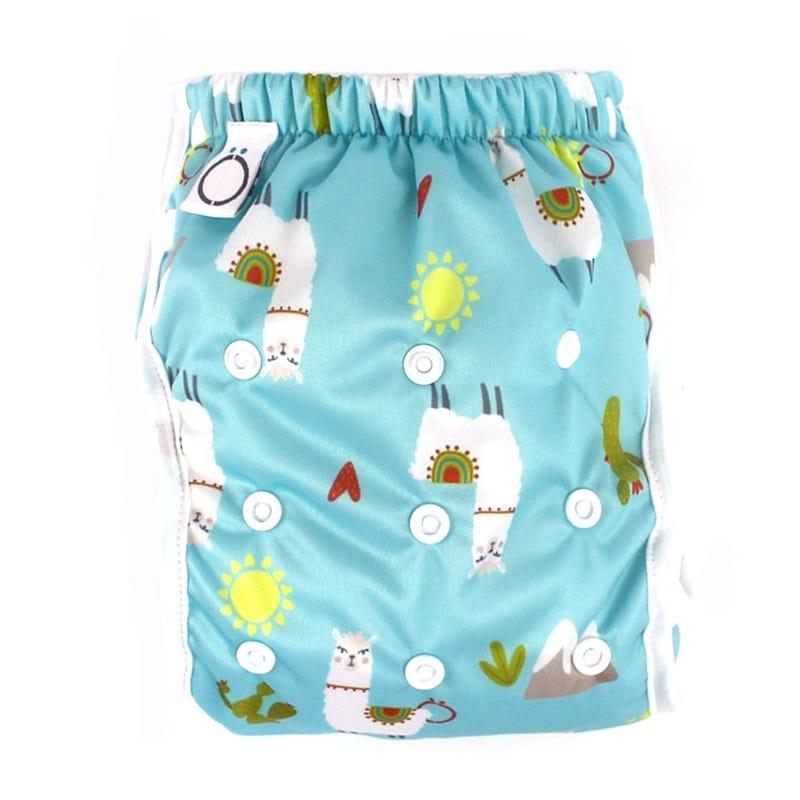 Swim Diaper Lamas 8-40 LBS