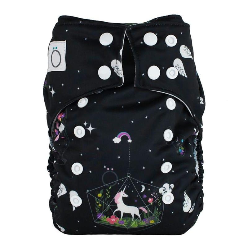 Aïo Cloth Diaper 8-35lb - Unicorn