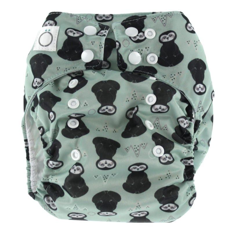 Aïo Cloth Diaper 10-35lb - Yogini