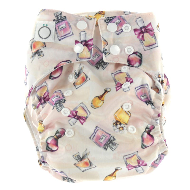 Aïo Cloth Diaper 10-35lb - Perfume