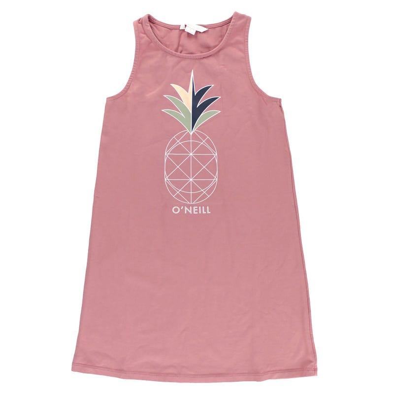 Pineapple Lilie Dress 7-14y