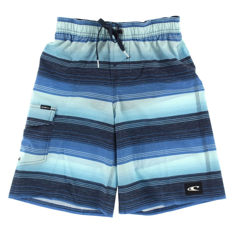 Santa Cruz Striped BoardShort 8-16y