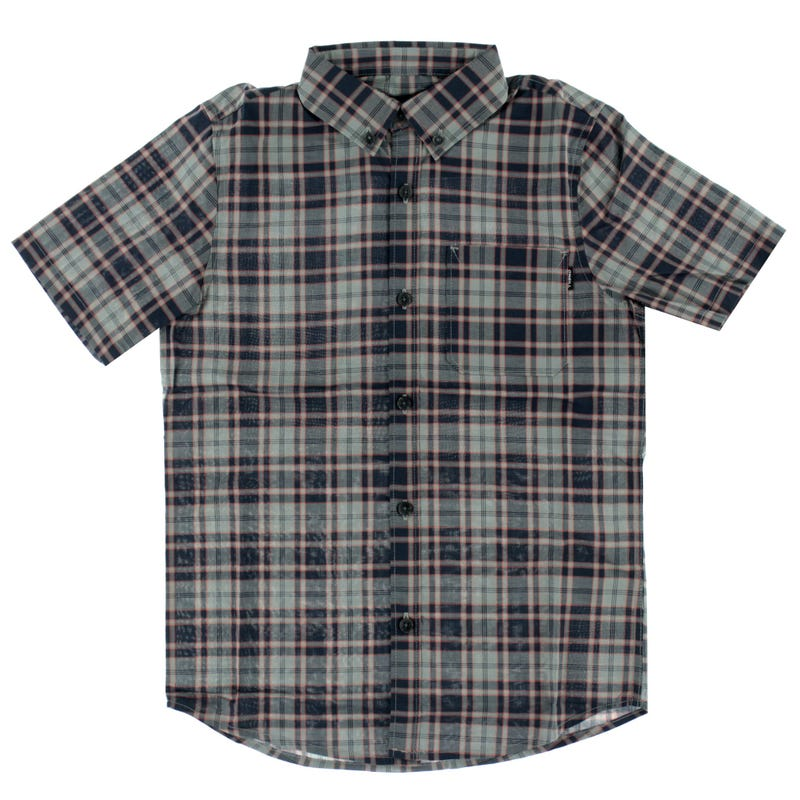 Chemise Manches Courtes Time Bomb 8-16ans