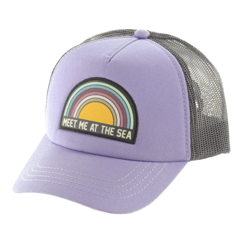 Spring Time Trucker Cap 4-6y