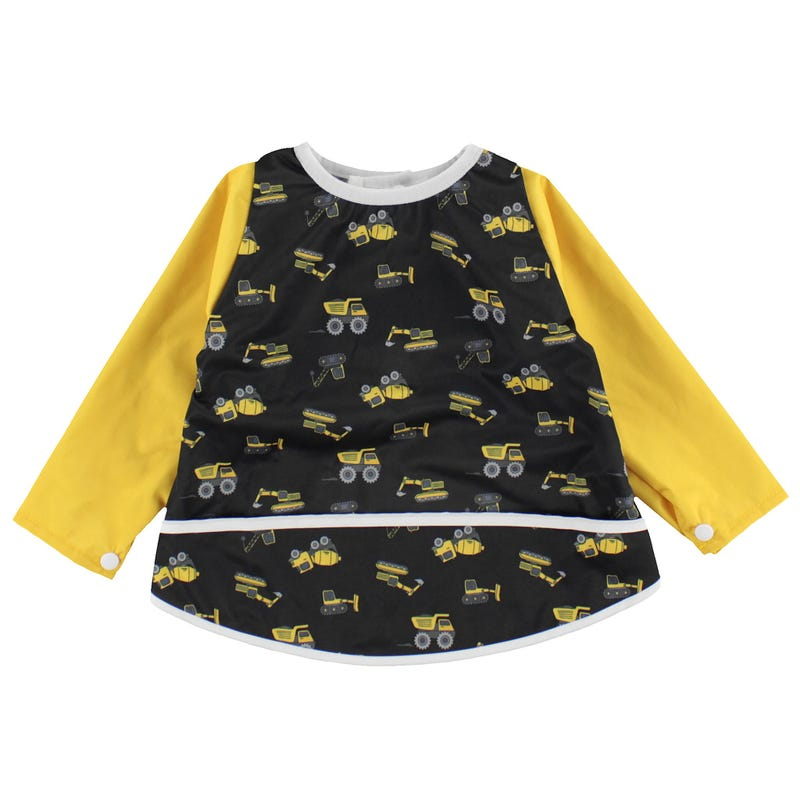 Long Sleeves Bib 0-36m - Construction