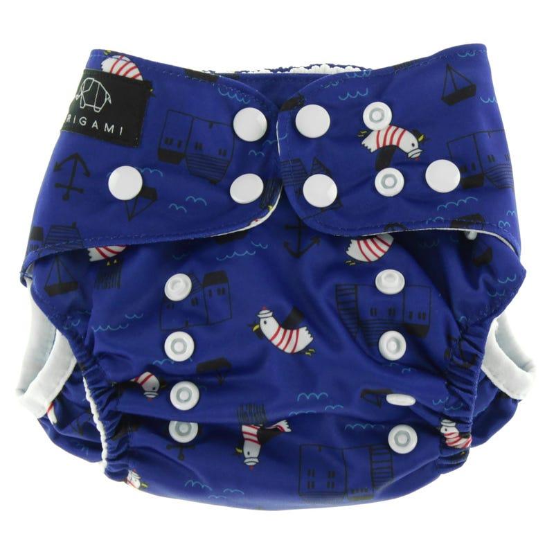 Nautical Swim Diaper 8-40lbs