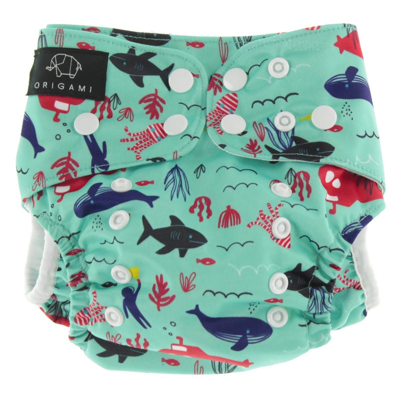 Submarine Swim Diaper 8-40lbs