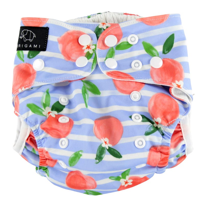 Peach Swim Diaper 8-40lbs