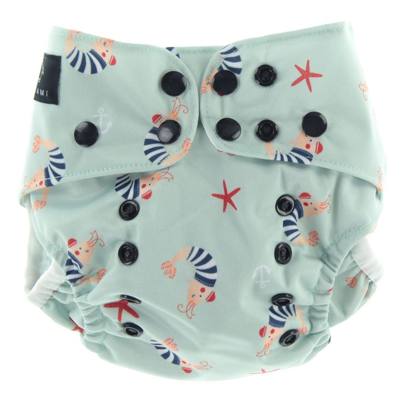 Shrimps Swim Diaper 8-40lb