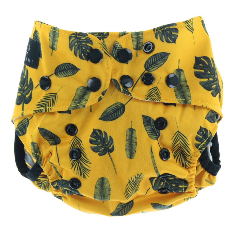 Foliage Swim Diaper 8-40lb