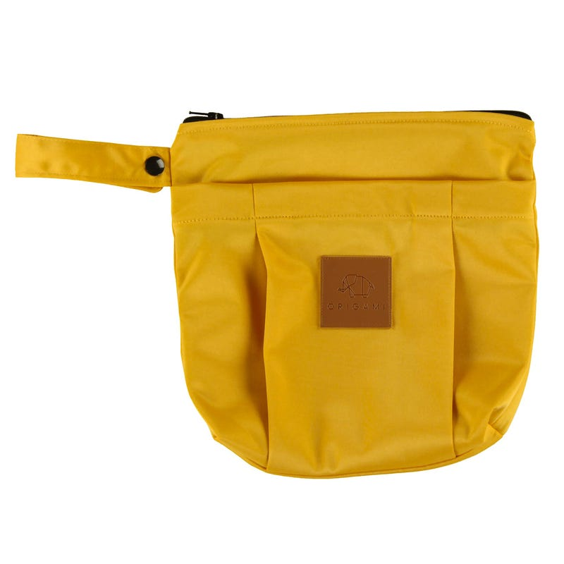 Small Clutch Bag - Mustard