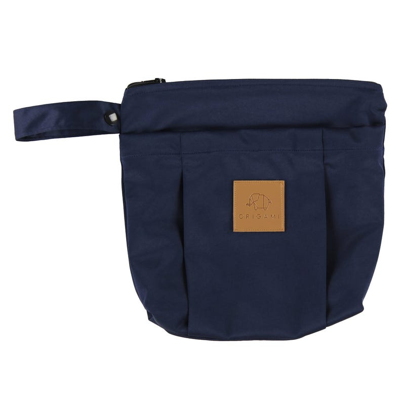 Small Clutch Bag - Navy