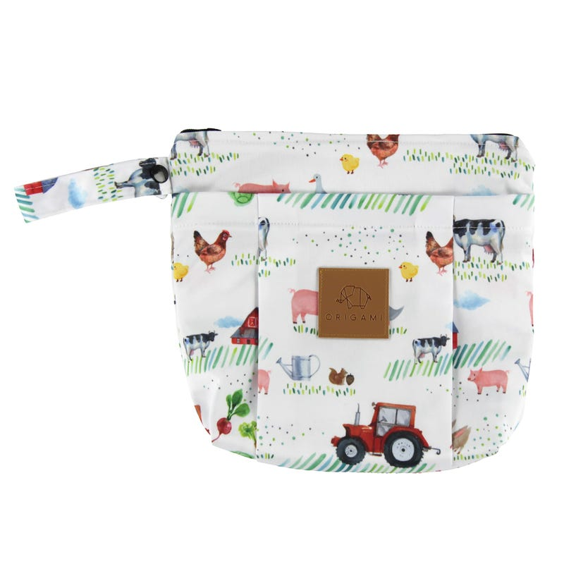 Small Clutch Bag - Country
