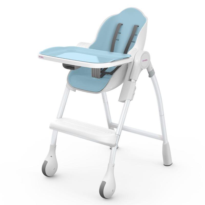Chaise Haute Cocoon - Bleuet