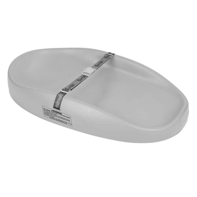 Bumbo Changing Pad - Cool Grey